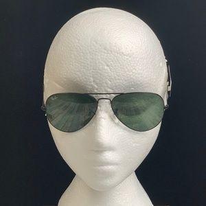 Ray-Ban Accessories - Italy! Ray-Ban Aviator RB3025 Sunglasses/POM232